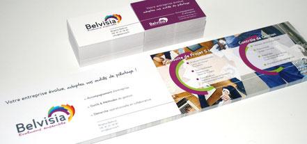 OUTILS DE COMMUNICATION // BELVISIA