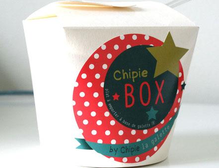 LOGO / ETIQUETTE // CHIPIE BOX