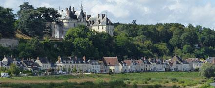 Le Chouette Refuge - Vacances en Val de Loire - Château de Chaumont-sur-Loire ©DR