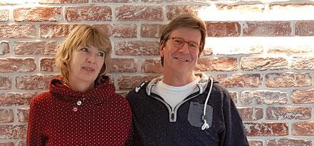 Claudia Lasaroff und Julian Gross sind Julian & Lasaroff