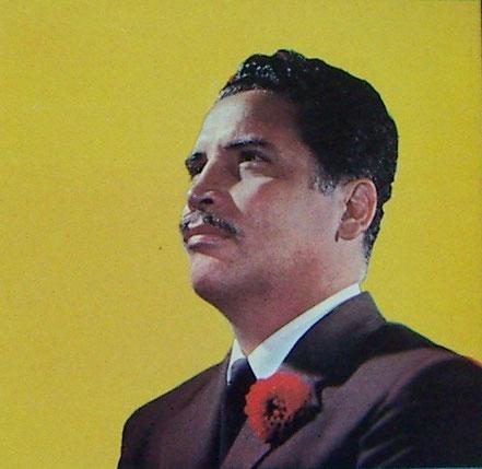 Daniel Santos en 1961.