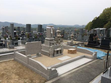 岡山ならづ公園墓地