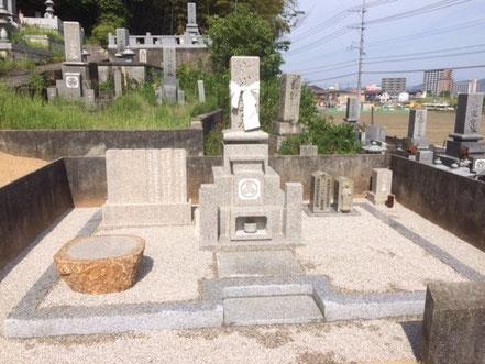 先祖墓8寸IN東岡山