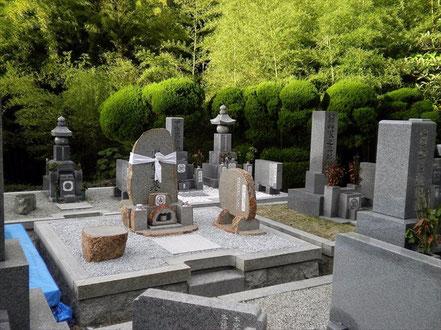 自然墓:岡山市2011.10