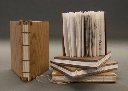 Réplica libros coptas