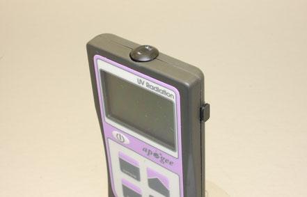 appareils de mesure UV APOGEE distribué par Agralis Capteurs