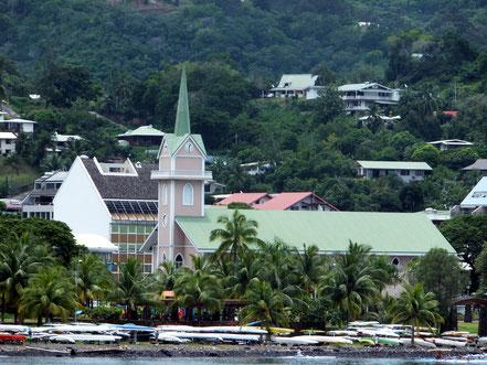 Kirche in Papeete