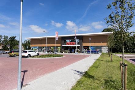 Supermarkt te Waarland