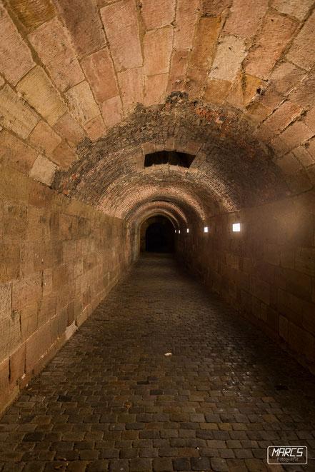 www.marcs-fotografieseite.de, Marc Eggelhöfer, Weihnachtsmarkt Nürnberg, Burg, Tunnel, Weihnachten, 1D X