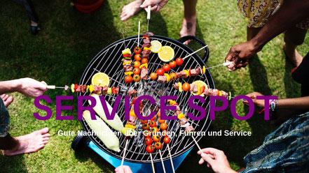 Service Spot; Online Magazin Service Experts; Gute Nachrichten über Gründen, Führen und Service
