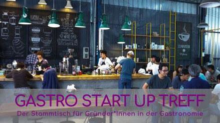 Gastro Start Up Treff; Stammtisch für Gründer*Innen in der Gastronomie; Service Experts; Edith Roebers; Die Wirteschule