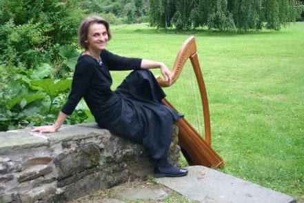 Lorena Wolfewicz harfenzauber