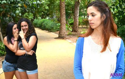 Acoso escolar en Canarias - Manipulacion social