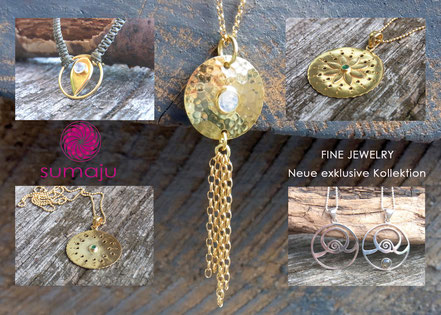 sumaju Schmuck Shop jewelry Kette Symbolschmuck