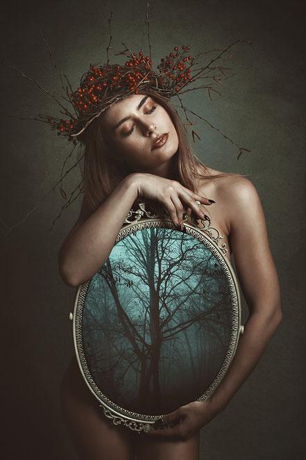 Mirrors fine art prints