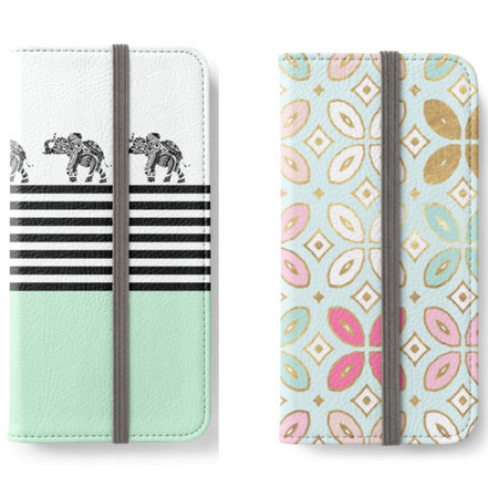 WALLET CASES AT REDBUBBLE