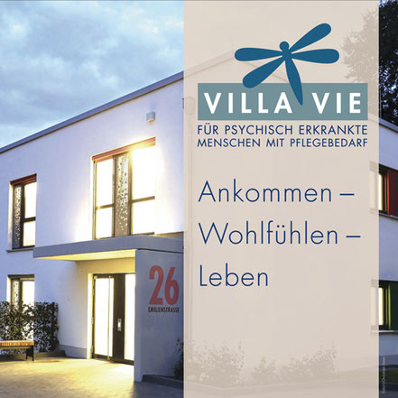 Flyer Villa Vie
