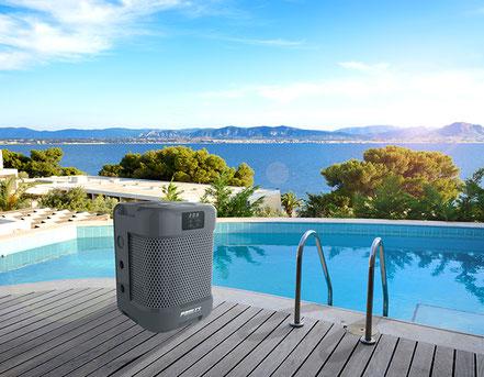 Pompe di calore per piscine Cubic 35