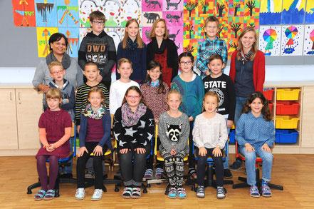 3. / 4. Klasse 2016/2017
