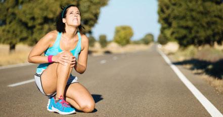 ランニングをやめるきっかけとなりやすい「膝の痛み」