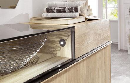 Sideboard Anrichte Highboard Massivholz Holzsideboard Massivholzsideboard Massivholz-Sideboard Kommode Buffet