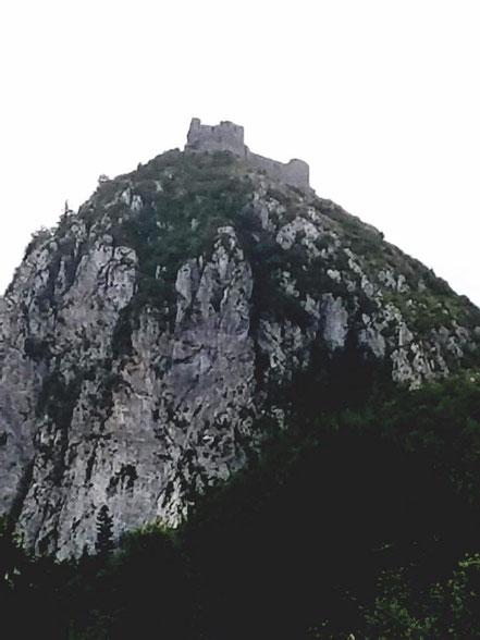 モンセギュール城砦