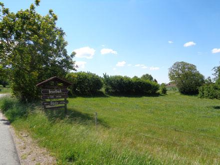 U. a. ließ Franz I. Ausgrabungen auf dem Gelände des Nummeruskastell Hesselbach (Odenwaldlimes) vornehmen.