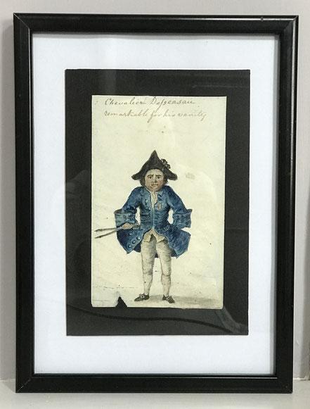 The Chevalier Dessesau