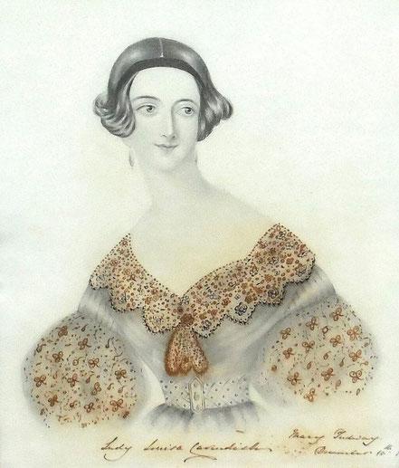 Louisa Cavendish, Duchess of Devonshire (1832-1911)
