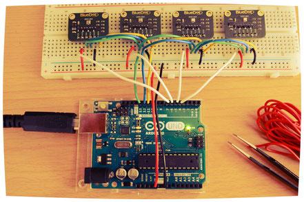 Tutorials - BlueDot Sensors