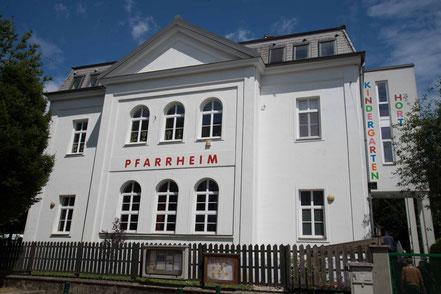 Pfarrheim (Felbigergasse 96)