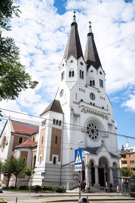 Pfarrkirche (Gruschaplatz)