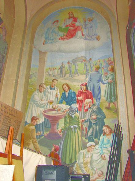 Der Lebenslauf des Christenmenschen von der Taufe bis zum Begräbnis