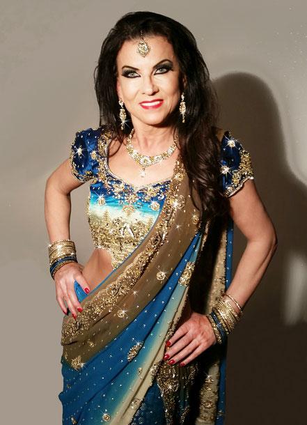 Buchung und Anfrage 0171 9324991 Bollywood Tänzerin Shaneira