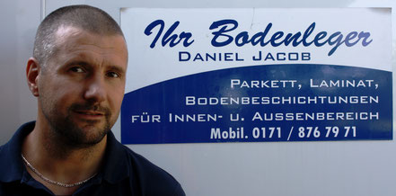 Daniel Jacob - Ihr Bodenleger