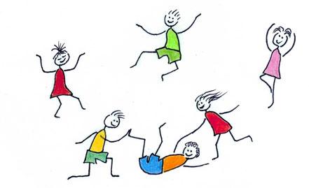 Kreativer Kindertanz - Ausdruckstanz für Kinder - Hamburg