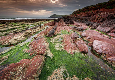 Atemberaubende Küsten und Strände in Wales