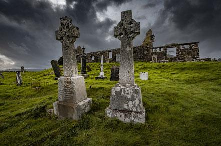 Landschaftsfotograf Deutschland, Sebastian Kaps, Schottland, Church of Kilchrist