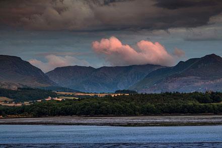 Fotoreise nach Snowdonia und zur Halbinsel Anglesey, Snowdonia, Straße von Menai