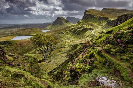 Landschaftsfotograf Deutschland, Sebastian Kaps, Schottland, Quiraing