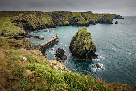 Mullion Cove, Cornwall, UK, Sebastian Kaps