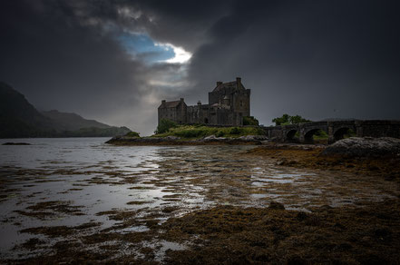 Landschaftsfotograf Deutschland, Sebastian Kaps, Schottland, Eilean Donan Castle