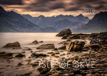 Calendar Isle of Skye 2019