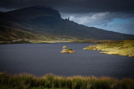 Landschaftsfotograf Deutschland, Sebastian Kaps, Schottland, Blick zum Old Man of Storr