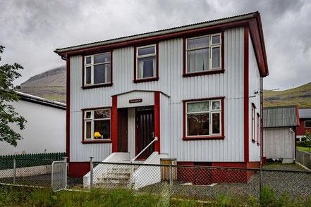 Haus in Klaksvik