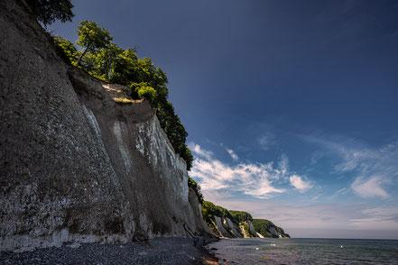 Kreideküste Insel Ruegen