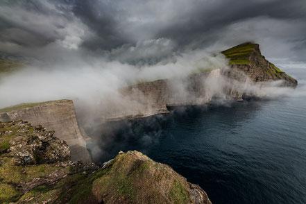 Sørvagsvatn, Färöer