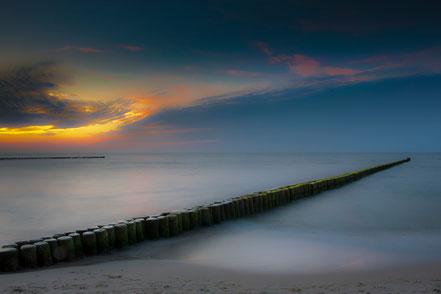 Landschaftsfotografie Deutschland, Ostsee