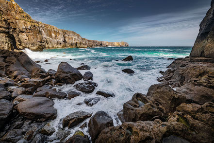 Fotoreise Wales, St. Govans Head