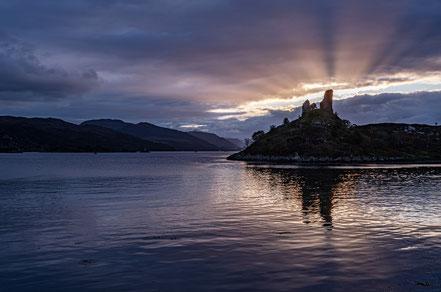 Landschaftsfotograf Deutschland, Sebastian Kaps, Schottland, Hafen von Kyleakin